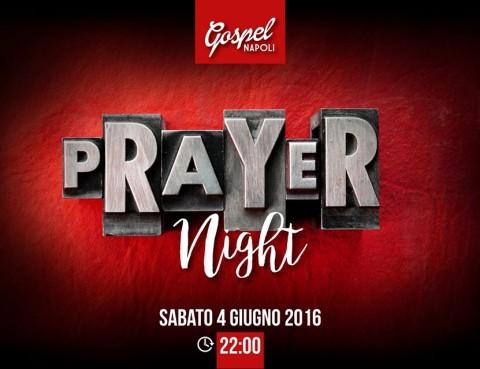 Notte di preghiera Sabato 4. Grandi cose ci si aspetta, Dio è Fedele