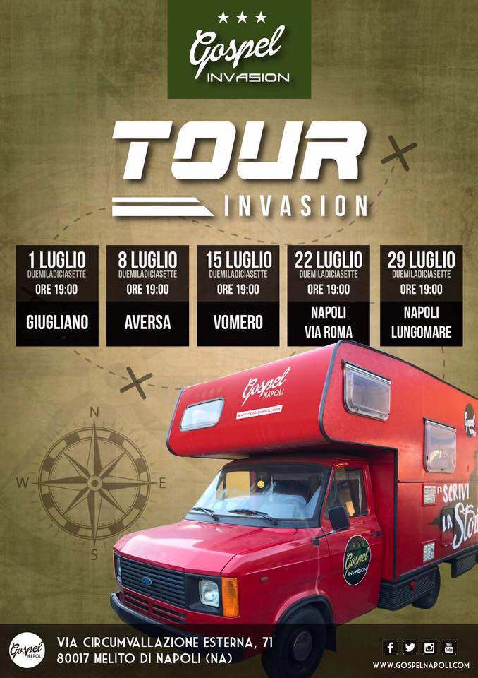 Gospel Invasion Tour