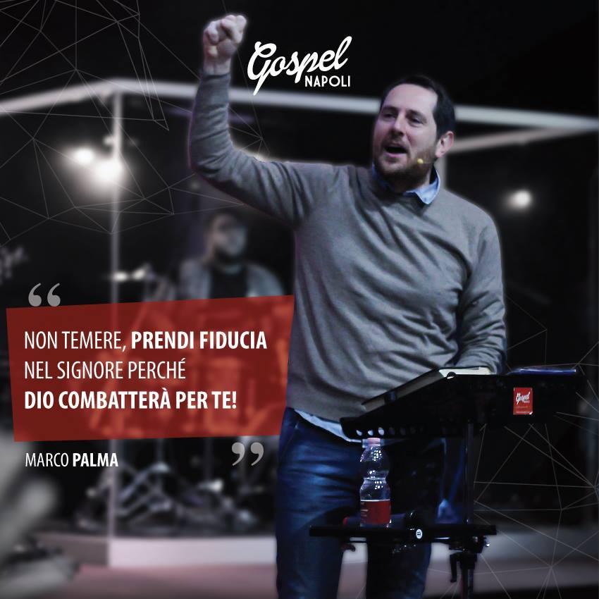 Marco Palma - Gospel Napoli - 21 Gennaio